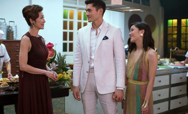 Movie Review- 'Crazy Rich Asians'