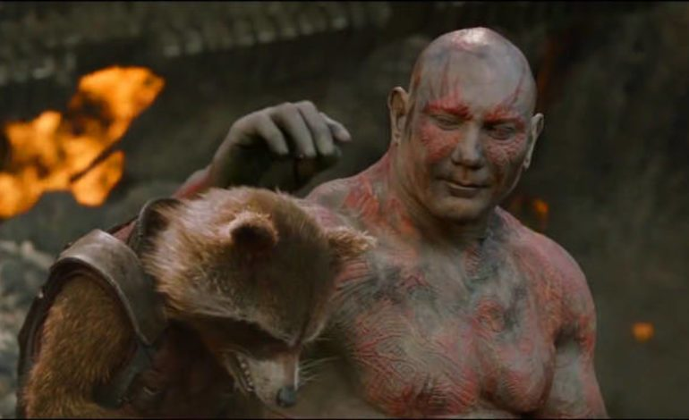 Disney Doesn't Rehire James Gunn for 'Guardians of the Galaxy Vol. 3', David Bautista Strikes Back