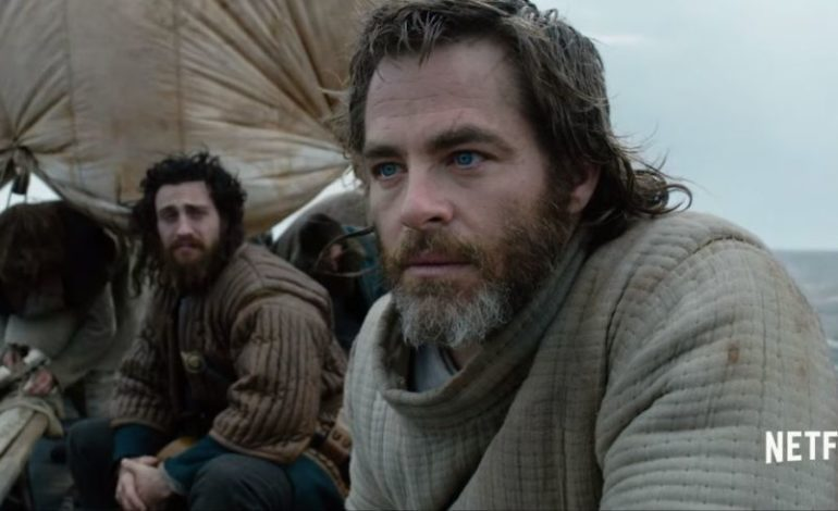 Trailer for Netflix Film 'Outlaw King' Starring Chris Pine