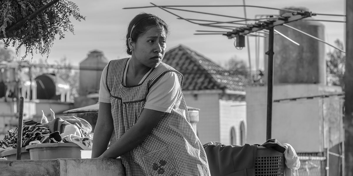 Alfonso Cuaron's 'Roma' Debuts First Trailer