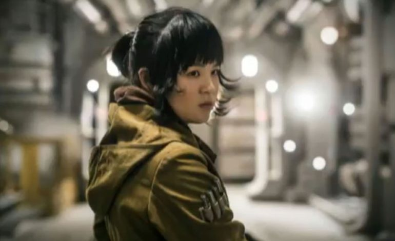 'Star Wars: The Last Jedi' Star Kelly Marie Tran Opens Up About Online Harassment