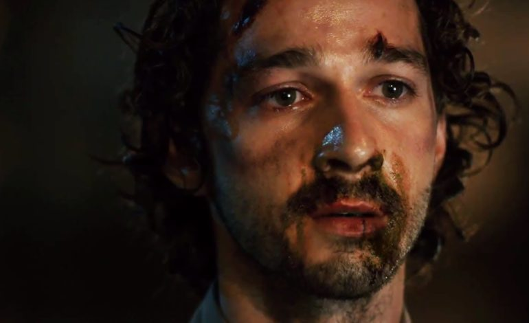 The First Image of Shia LeBeouf in 'The Tax Collector' Shows the