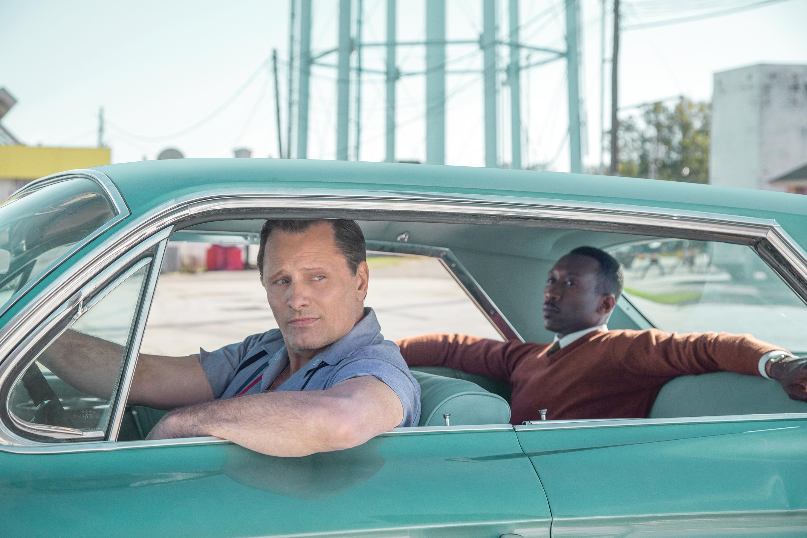 'Green Book' wins People's Choice Prize at TIFF