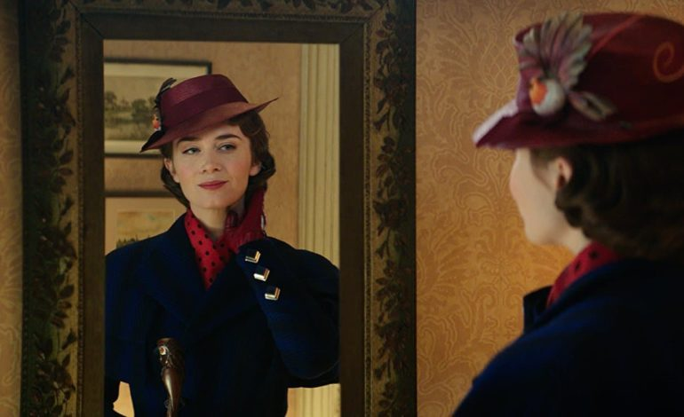 The First Official Trailer for Disney's 'Mary Poppins Returns' Brings Classic Magic to 2018