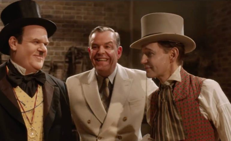 Laurel & Hardy Come to the Big Screen in the Trailer for 'Stan & Ollie'