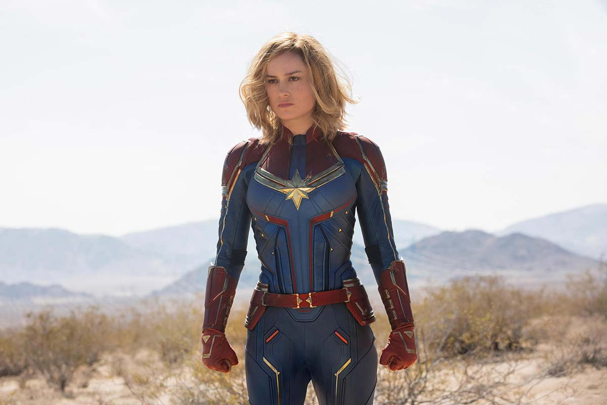Official Trailer for 'Captain Marvel' GET IT WHILE IT'S HOT