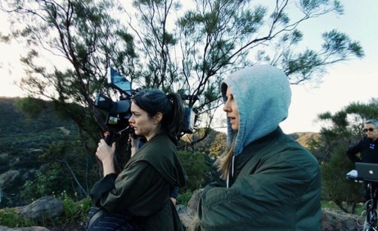 mxdwn Interview with Claire Edmondson, Writer/Director of Maria Bello-Starring Short, 'Exit'