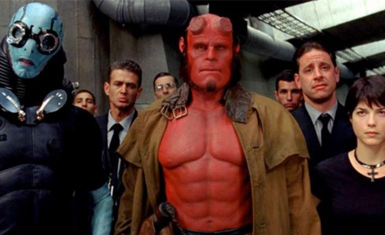 New 'Hellboy' Cast Heads to New York Comic Con 2018