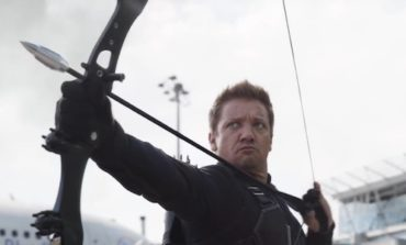 Hawkeye Bruised and Bloodied in Set Pic from 'Avengers 4' as Russos Tease Fans