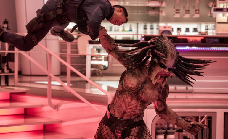 Movie Review – 'The Predator'