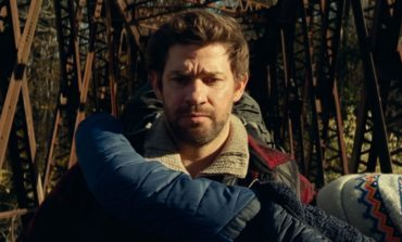 John Krasinski is Writing the Script for 'A Quiet Place 2'