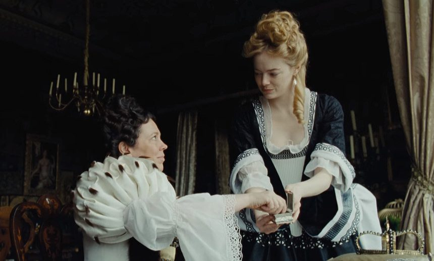 Movie Review- 'The Favourite'