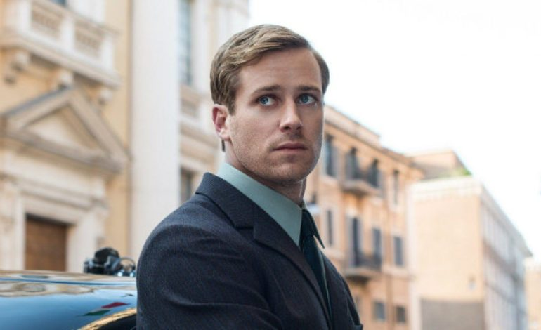 Armie Hammer to Star in 'Death on the Nile'