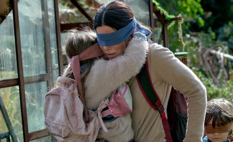 Shield Your Eyes From the 'Bird Box' Trailer