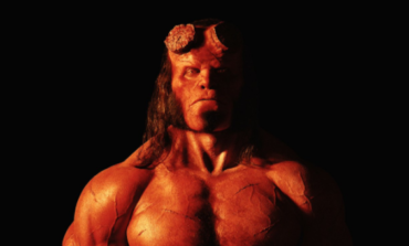 First Poster for 'Hellboy' Reboot Is Fire