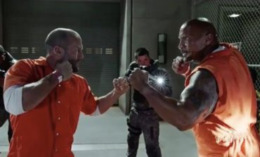 New Photos of Idris Elba in 'Hobbs & Shaw' Revealed