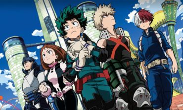 Live Action Film Adaptation of 'My Hero Academia' Announced