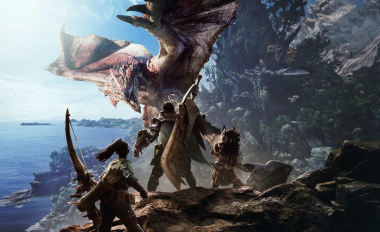 First Look at 'Monster Hunter' Movie Production
