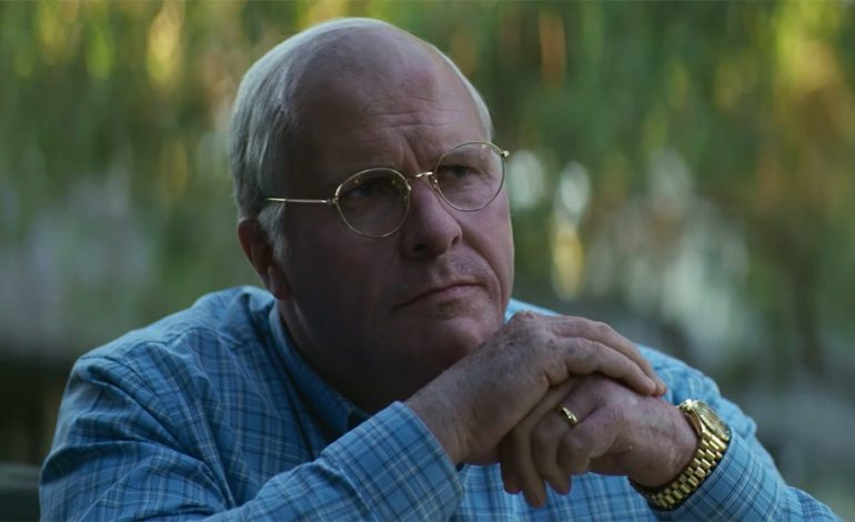 'Vice:' Christian Bale Dick Cheney Movie Trailer Released