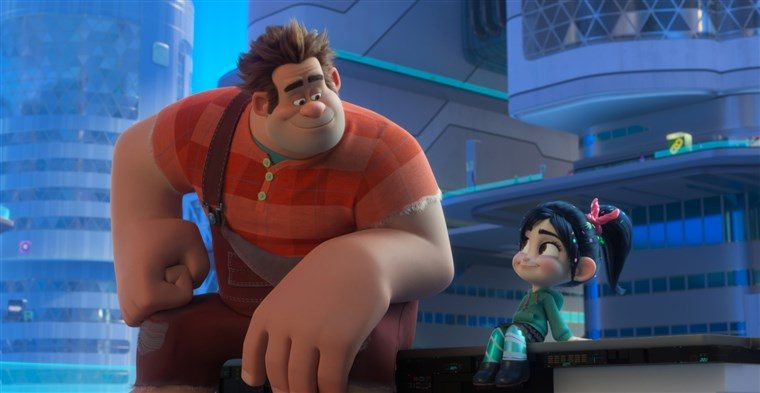 Movie Review - 'Ralph Breaks The Internet'