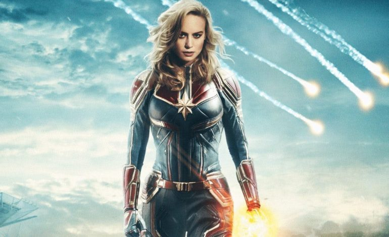 New Look at 'Captain Marvel' in Special Trailer