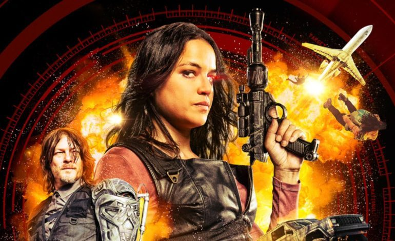 Michelle Rodriguez & Norman Reedus To Star In VR Action Film 'The Limit'