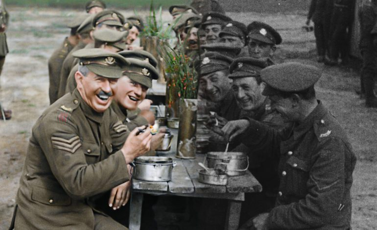 Experience Peter Jackson's Groundbreaking Documentary 'They Shall Not Grow Old'
