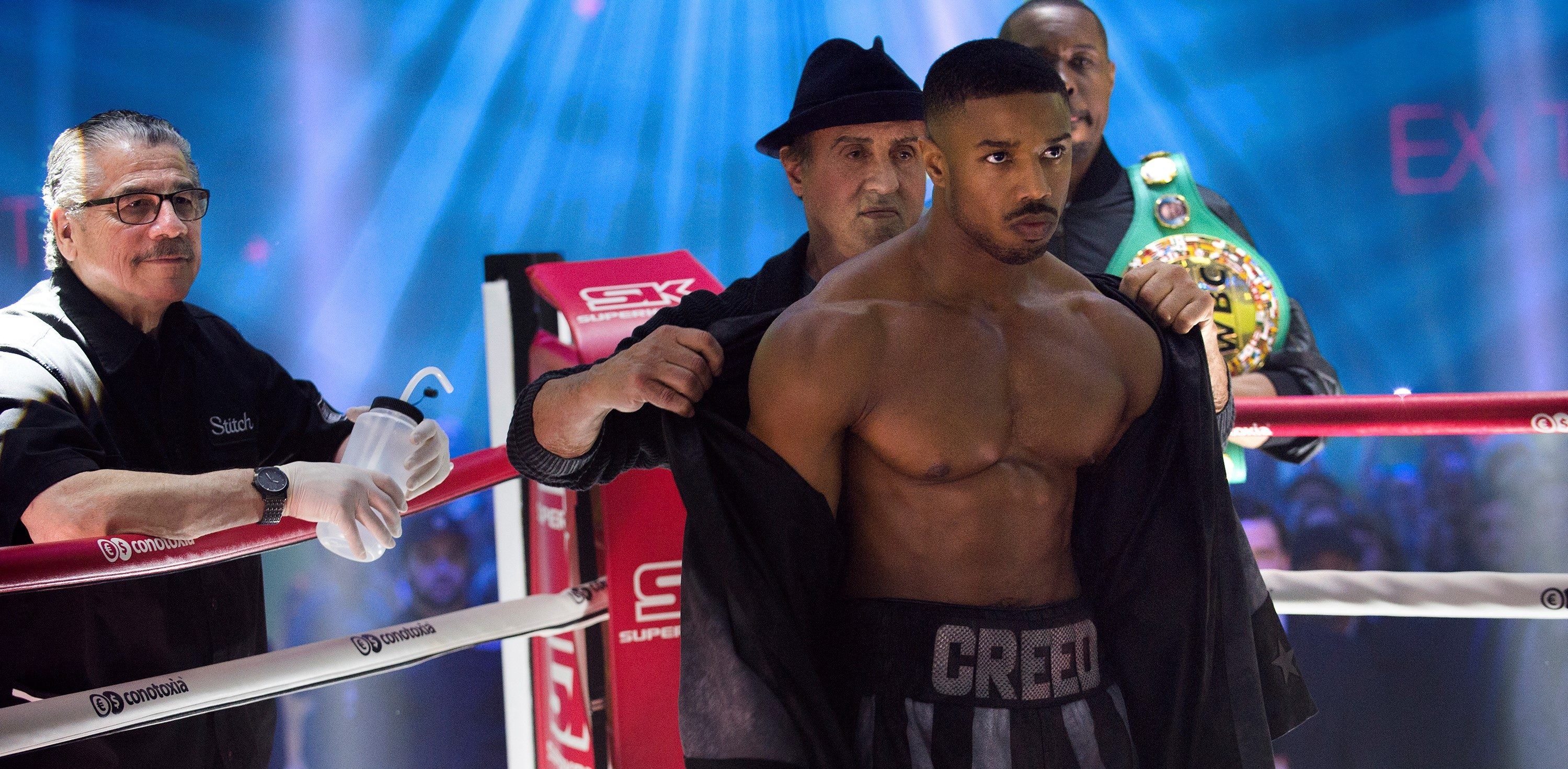 Sylvester Stallone's Rocky Balboa Will Not Return in 'Creed III'