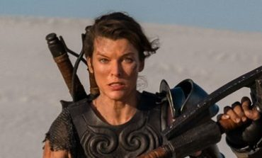 'Monster Hunter' Movie: First Look at Milla Jovovich and a Giant Sword