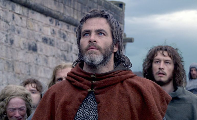 Chris Pine is the 'Outlaw King' in New Full Length Trailer