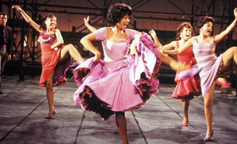 Spielberg's 'West Side Story' Remake Will Include Rita Moreno