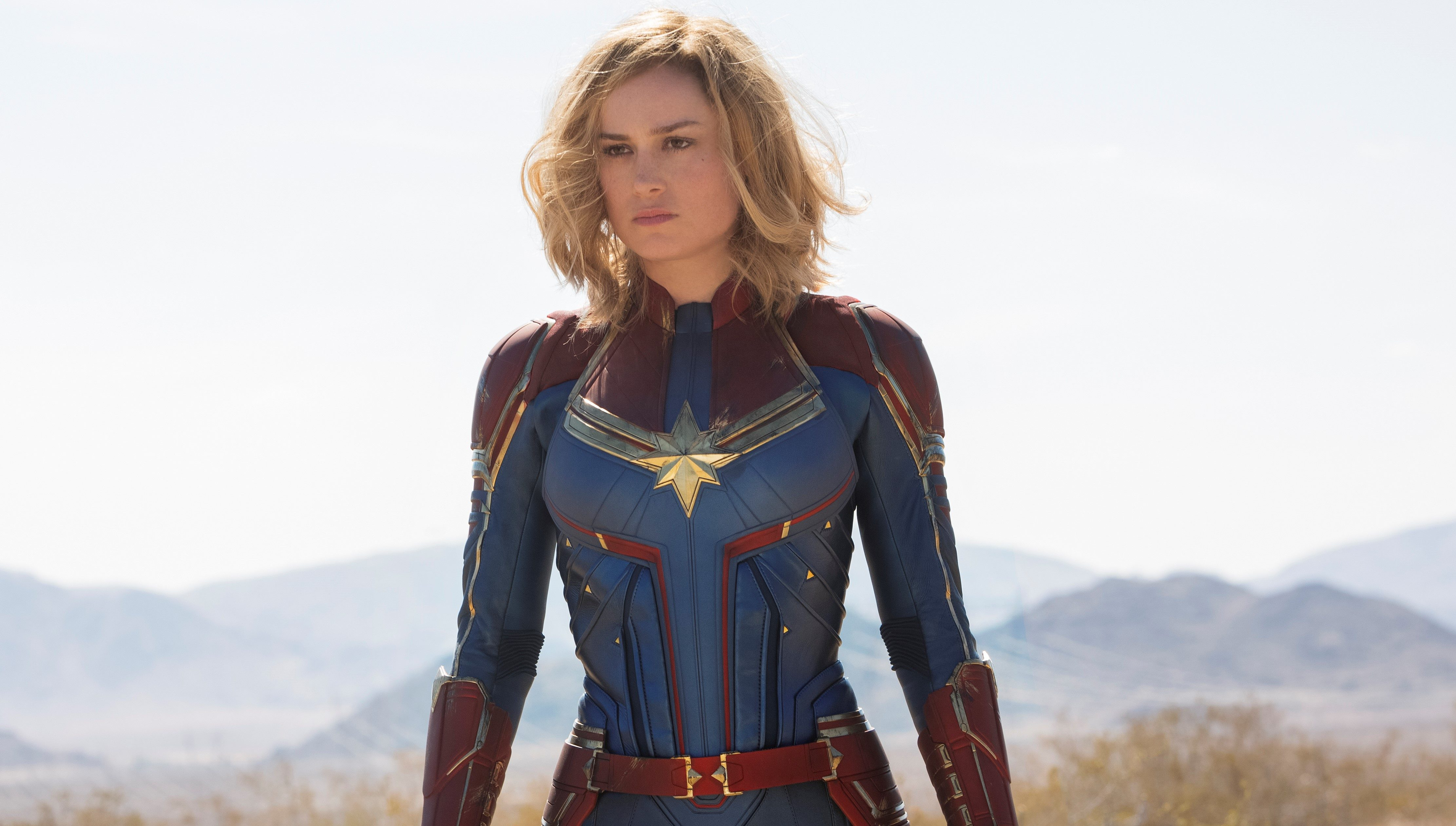 Brie Larson Set to Appear in Seven Films as Captain Marvel