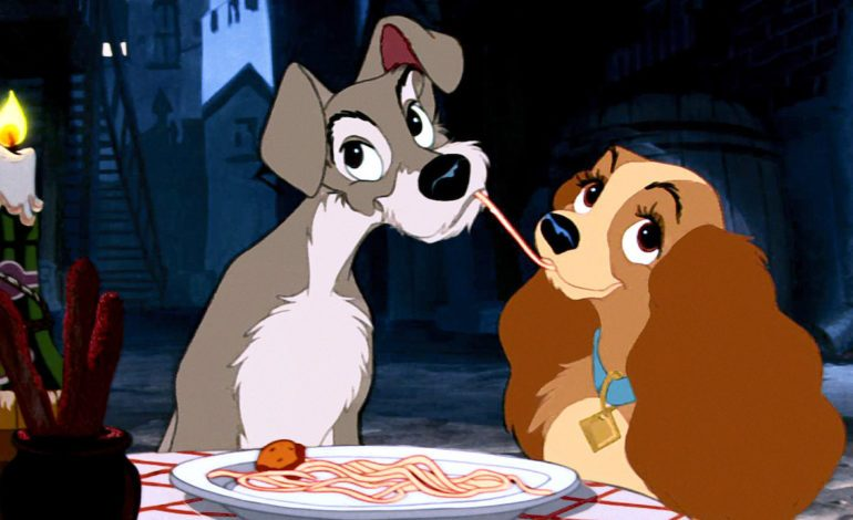'Lady and The Tramp' Remake To Feature Live Dogs