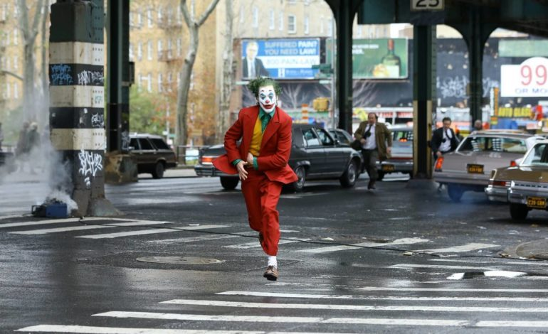 Todd Phillips' 'Joker' Wraps Filming