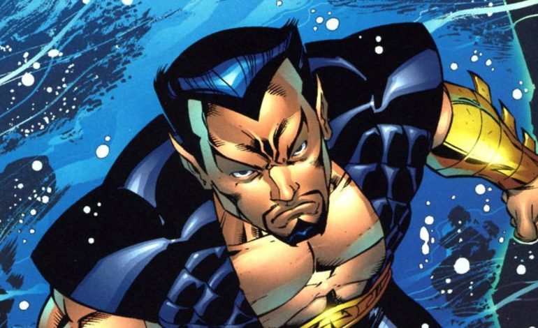 Billy Eichner as Marvel's Namor Expresses His Bitterness at 'Aquaman'