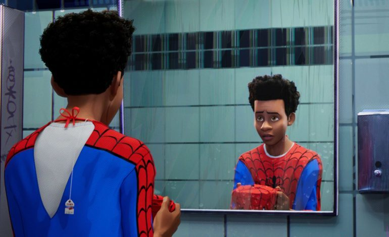 Movie Review – 'Spider-Man: Into the Spider-Verse'