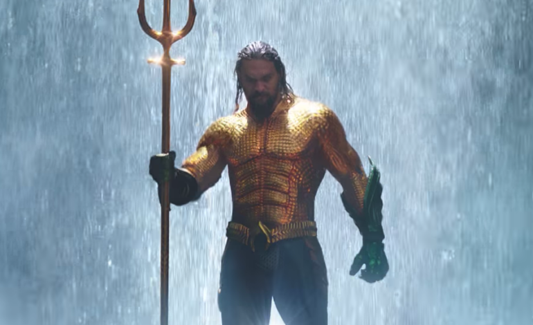 Movie Review – 'Aquaman'