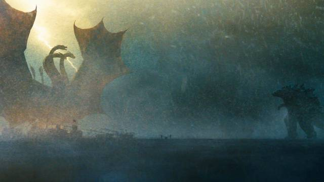 Iconic Giant Monsters Showcased in New 'Godzilla King of the Monsters' Trailer