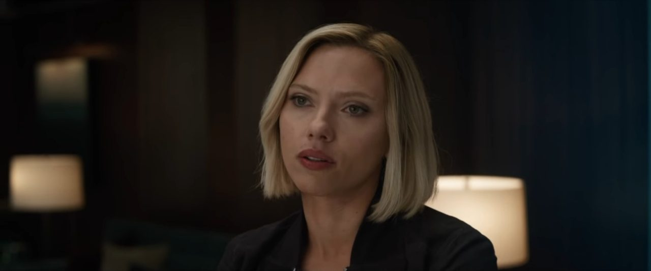 Candidate for 'Black Widow' Director's Chair Disses Marvel Movies
