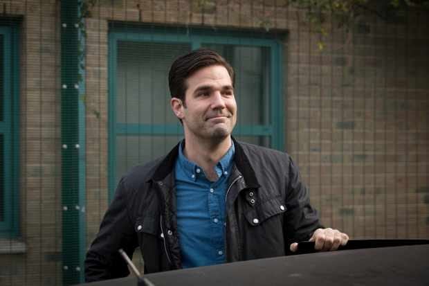 Rob Delaney Joins Cast Of 'Untitled Roger Ailes Project'