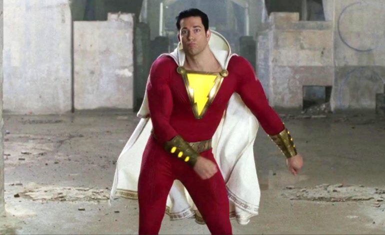 'Shazam' Poster Showcases the Fun Antics of the Childlike Superhero