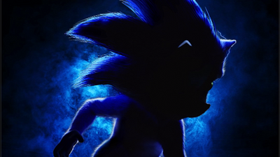 First Look at 'Sonic the Hedgehog' Movie Poster