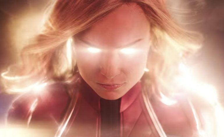 'Captain Marvel' Not Quite Finished Yet