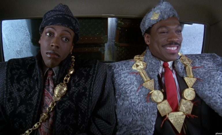 'Coming to America 2' Scores Eddie Murphy and Director Craig Brewer