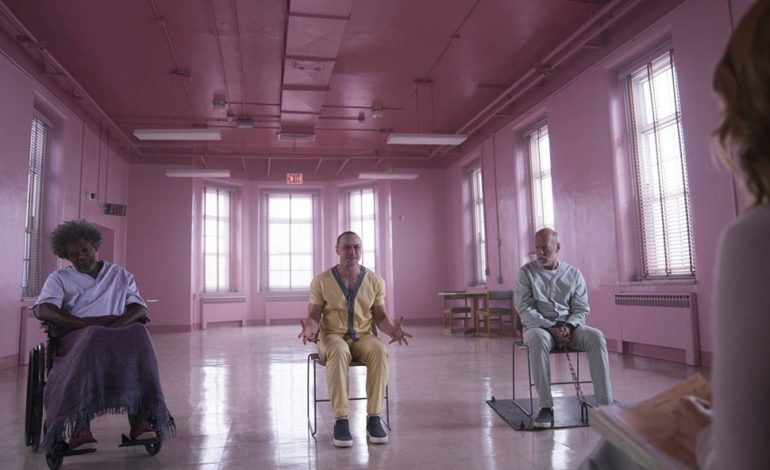 'Glass' Tops Weekend Box Office Worldwide