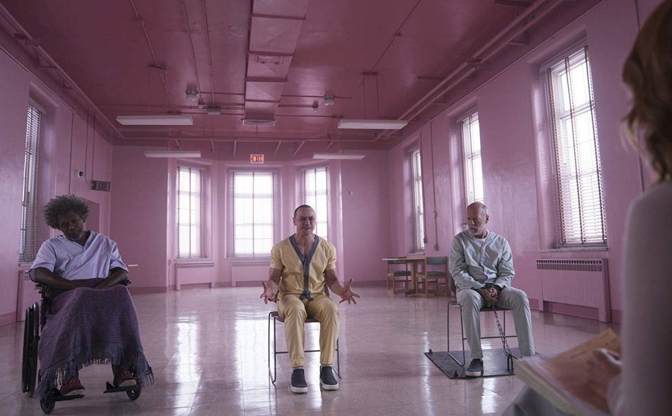 Movie Review - 'Glass'