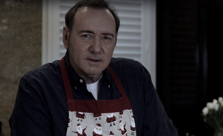 Kevin Spacey Officially Pleads 'Not Guilty' to Sexual Assault Charges