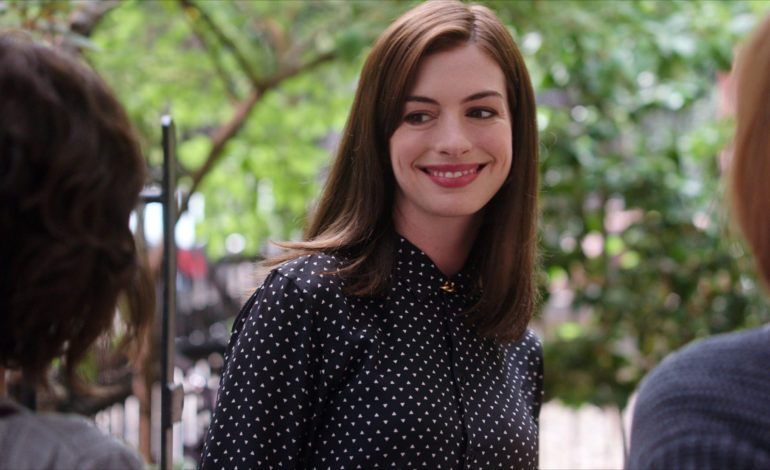 Anne Hathaway to Star in Robert Zemeckis' 'The Witches'