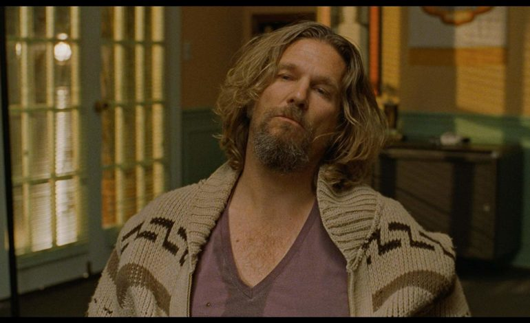 "Jeff Bridges Teases New Project with ""The Dude"""