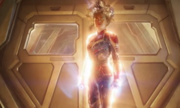 New 'Captain Marvel' TV Ad and Motion Poster